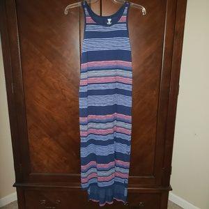 OLD NAVY girls maxi dress